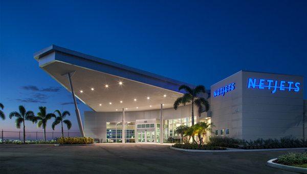 NetJets Palm Beach International