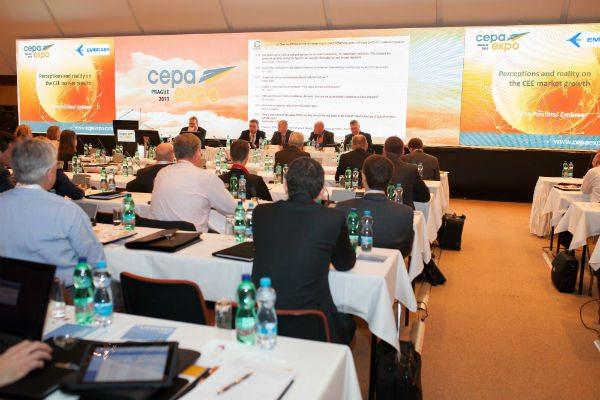 CEPA 2013 Expo in Prague