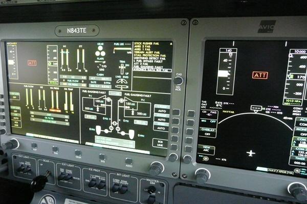 Eclipse AVIO NG cockpit suite