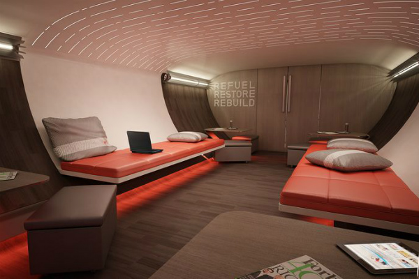 NIKE DESIGNS PRIVATE JET FOR NBA TEAMS Article Thu 11